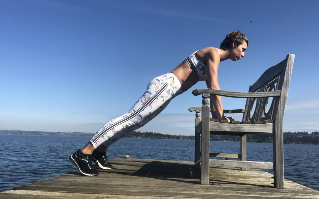 Inside or Outdoors? Your premade playlist and workout awaits!