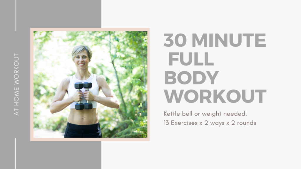 30 minute kettlebell workout - 30 MINUTE WORKOUT, TOTAL BODY WORKOUT, AT HOME WORKOUT, METABOLIC WORKOUT, CARDIO WORKOUT, STRENGTH WORKOUT